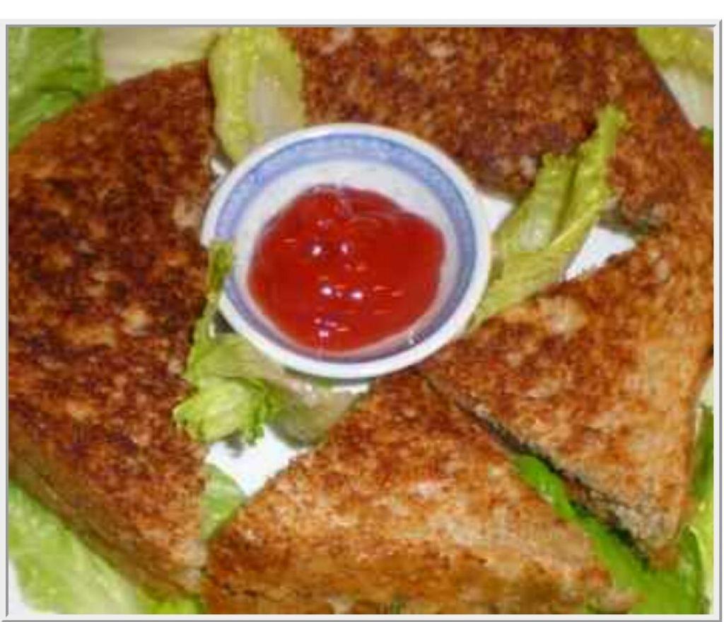 देसी सैंडविच बनाने की विधि 1