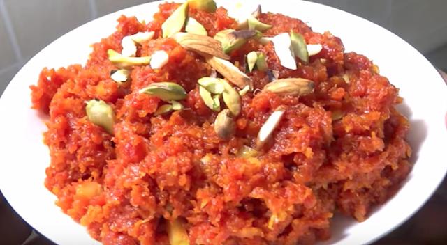 स्वादिष्ट और शानदार गाजर का हलवा बनाने की विधि