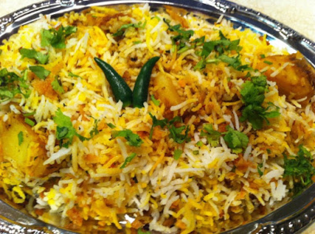 Veg Biryani by Foodiepooja